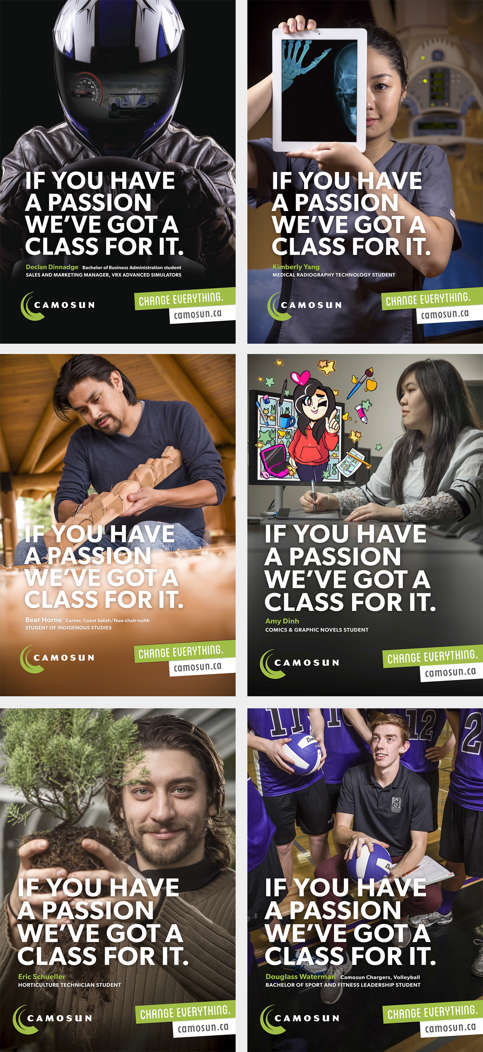 camosun-posters